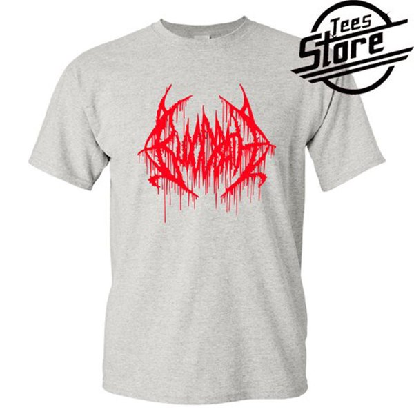 New BLOODBATH Death Metal Rock Band Logo Men/'s Black T-Shirt Size S to 3XL