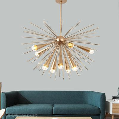 Modern Chandelier Lighting Creative Design Home Decoration Hanging Lamp Luxury Dining Living Room LED Pendant Light Fixtures