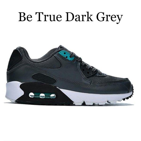 Be True Dark Grey