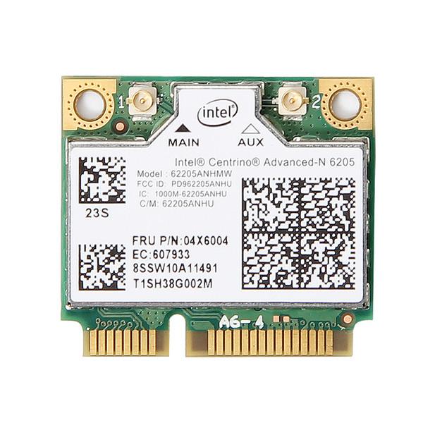 etworking Cartes réseau Intel Centrino Advanced-N 6205 62205HMW sans fil 300Mbps Wifi Carte PCIe pour IBM Lenovo Thinkpad X220 X220i T420 6 ...