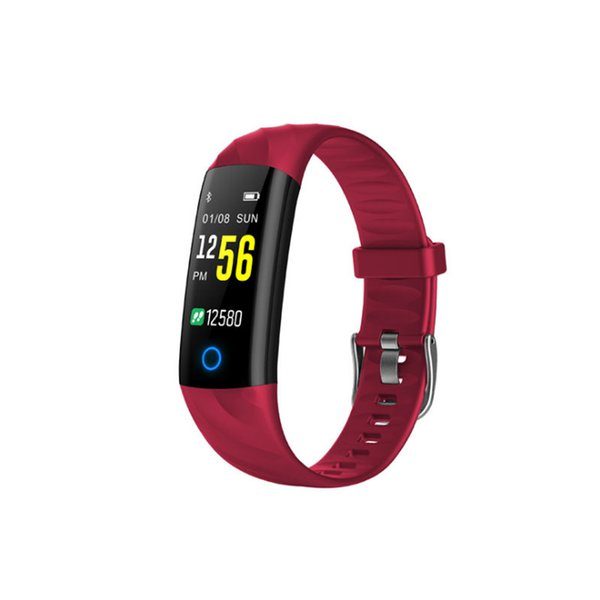 S5 Smart Watch Bluetooth Wrist Watches Smartwatch for Apple iPhone 6 5S Samsung S4 S5 Note Android HTC phones Smartphones Heart rate monitor