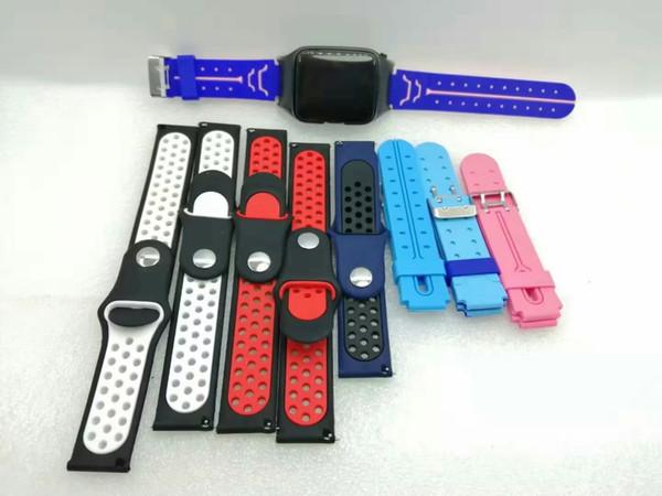 Красочные силиконовые кольца Vape Band защитные резиновые ремни для UWELL Amulet Pod System Kit Набор часов Vape Device активированный Draw