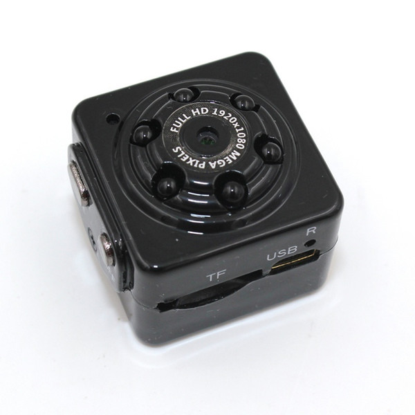 Mini kamera draagbare güvenlik kamera 1080 p hd motion video gözetim kamera ir nachtzicht döngü opname araba araba için