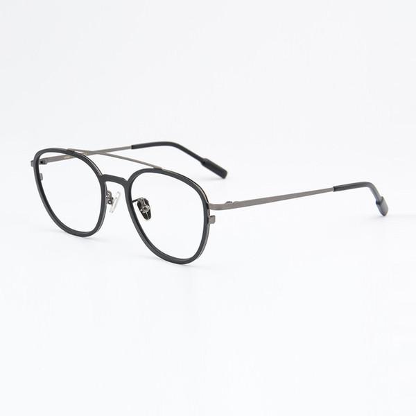 Les femmes ultra-légères lunettes lunettes de soleil optique myopie monture style titane homme monture complète monture de lunettes montures montures de lunettes pour hommes