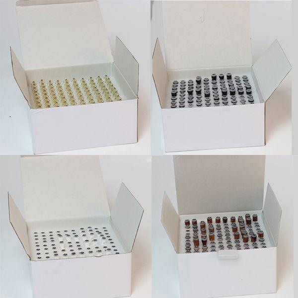 top popular Thick Oil Cartridge Vape Pyrex Glass Ceramic Coil Head Ceramic Drip Tip CE3 Glass Tank 0.5ml 510 Thread Cartridges Huge Vapor 2020