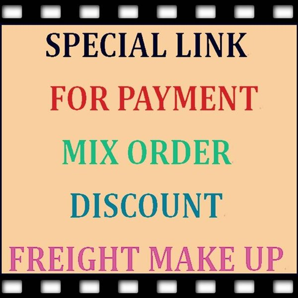 best selling Special Link For payment, Mixed orders, Special discount, freight make up,or For You Buy The Product As We Agreement