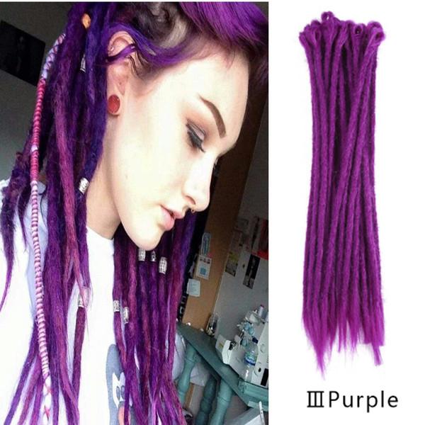Purple 20inches