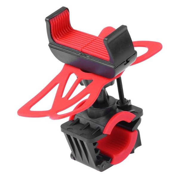 Bike Mount Universal Cell Phone Bicycle Rack Carrier Handlebar GPS Holder MTB Mountain Mobile Motorcycle Silicon Z60 #41741