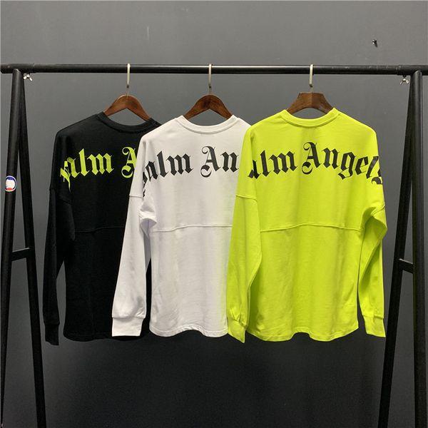 best selling Palm Angels Hoodie Hip Hop Letter Printing Designer Hoodie Long Sleeve Men Women High Quality Mens Designer Hoodies Size S-XL