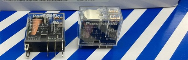 Freies Verschiffenlot (5pieces / lot) 100% ursprüngliches neues Leistungsrelais AHN22324N-24vdc 8PINS 5A 24VDC
