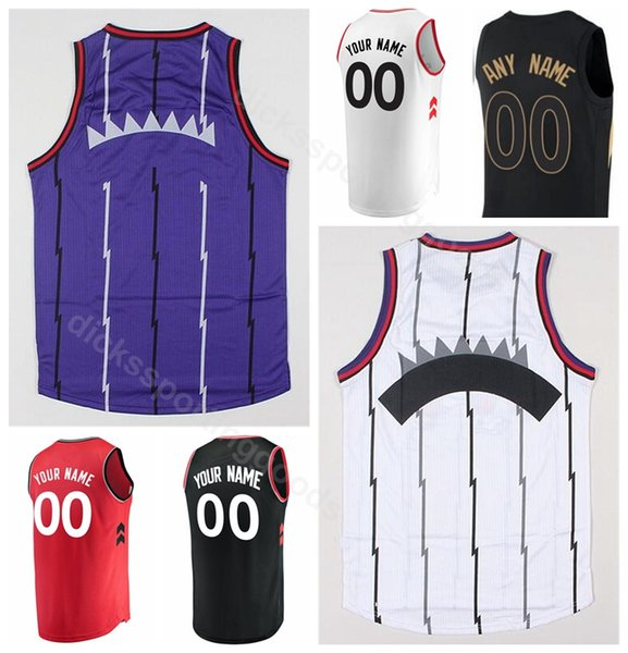 cheap for discount 04eb6 b4a8a 2019 College Printed Basketball 3 OG Anunoby Jersey Men 23 Fred VanVleet 14  Danny Green 0 CJ Miles 55 Delon Wright 24 Norman Powell From ...