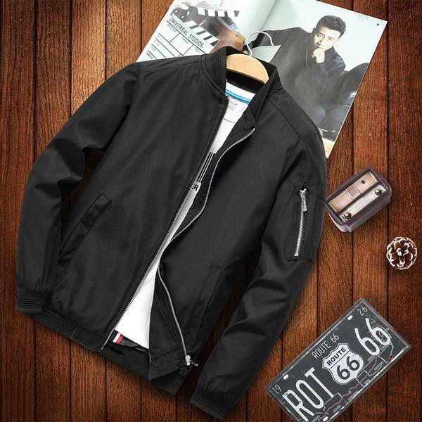 Primavera e outono Designer Mens jaquetas de luxo com bolsos para homens moda casual marca quente mens roupas de alta qualidade por atacado
