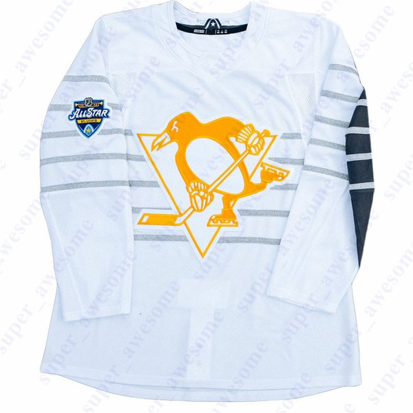 Pinguins Pittsburgh White.
