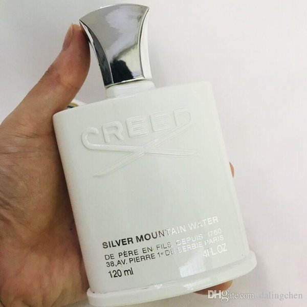 New High Quality 120ml Creed Viking Eau De Parfum Perfume for Men with Long Lasting Fragrance Spary Free Shipping