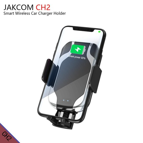 JAKCOM CH2 Smart Wireless Car Charger Mount Holder Hot Sale in Cell Phone Chargers as smart phone fitron watch china bf movie