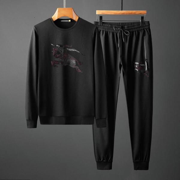 F22 Survêtement Hommes Survêtement Hommes Automne Survêtements Jogger Costumes Pantalons Ensembles Costume sportif