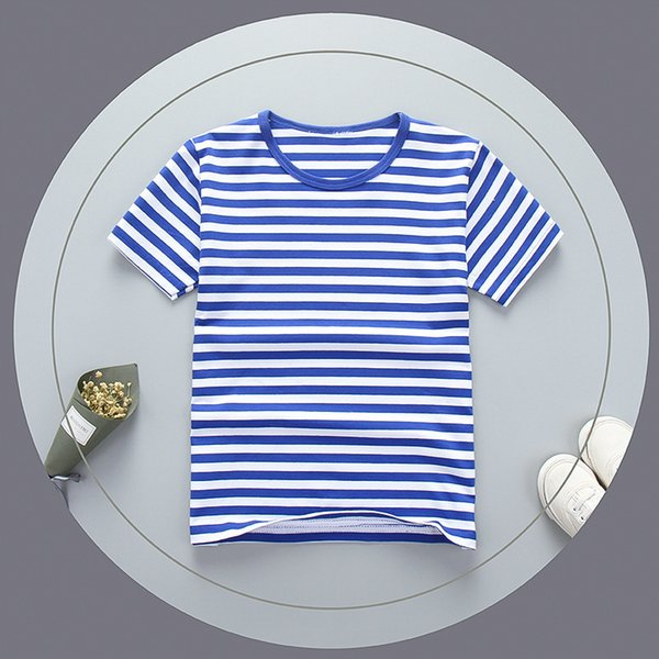 good quality boys clothes summer boys tops 2019 kids cotton striped t-shirt chidlren fashion tees t-shirt children bebe clothing
