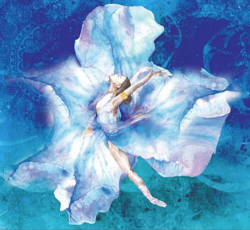 Watercolor Dancer Tapestries Wall Hanging Tapestry Boho Chic Tapestry Home Decor