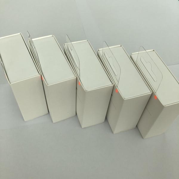Kulaklık ambalaj kulaklık ile kulak kulaklık kulaklık 3.5mm jack telefon için Uzaktan Mic Kontrol Ile 5 6 6 s artı