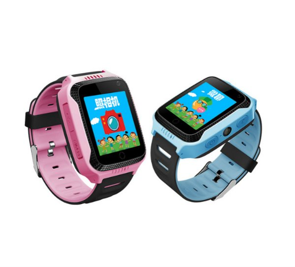 Q528 Strong upgrade Q529 GPS Children Smart Watch With Camera Flashlight Baby Watch SOS Call Location Device Tracker for Kid Safe PK Q100