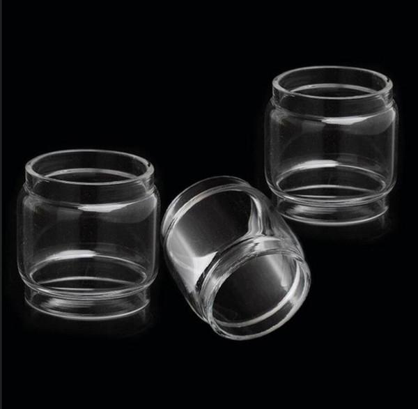 Tube de verre de rechange pour garçon épais fatigué pour Smok TFV8 Big Baby 5ml Uwell Crown 2 II V2 4 IV Réservoir Voopoo Uforce