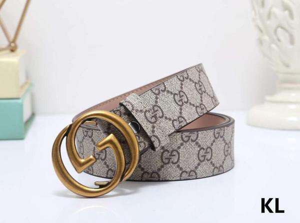 Luxe Ceinture en cuir d'affaires de Designers Ceinture Hommes Femmes Luxe Daikin Boucle Box Emballage Livraison gratuite
