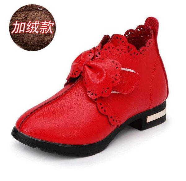 Botas vermelhas