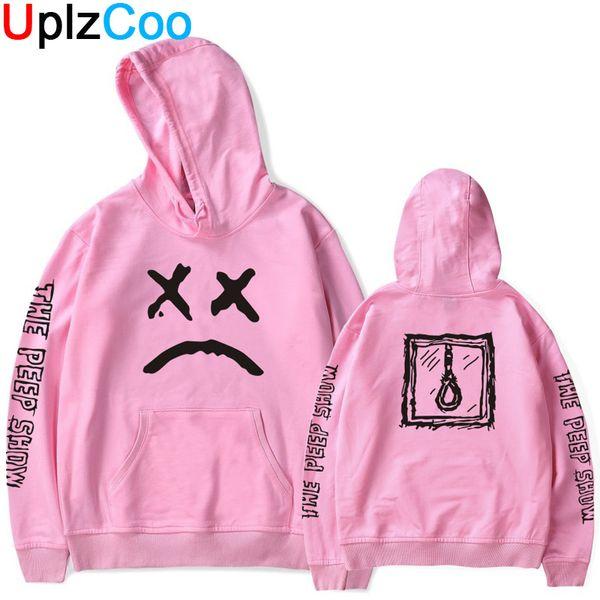 UplzCoo Lil Peep Hoodies Love lil.peep Cry Baby Spring Autumn Men Women Hoodies Sweatshirts Boys Girls Hooded Pullover JA003