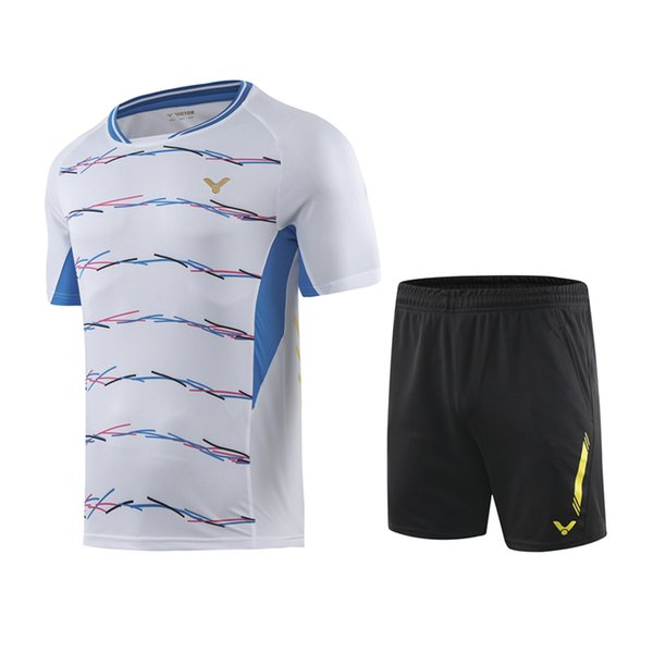 Men White A Set