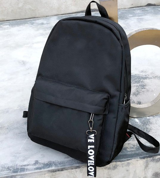 Designer Backpack for Men Luxury Backpack Women Shoulder Bag 2 Version Big and Small Available Fashion Tide Hip Hop New Hot