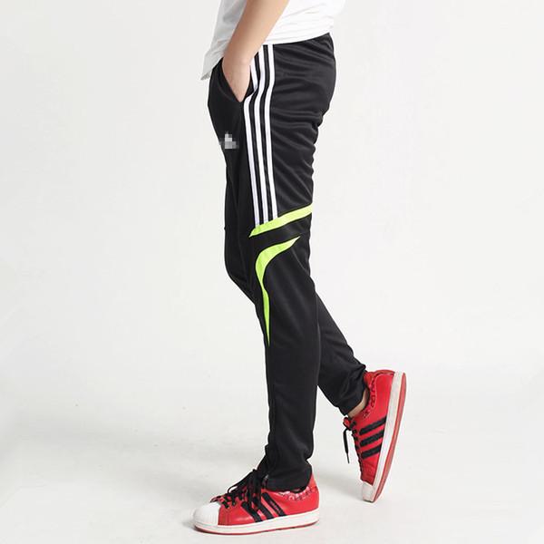 Homens fatos de treino de futebol calças de treino de futebol de futebol sportswear homens calças esportivas calças de futebol calças