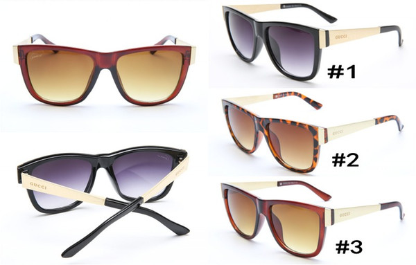 Brand Designer Sunglasses High Quality Sunglasses Men Glasses Women Sun glasses UV400 lens Unisex with cases and box 3718