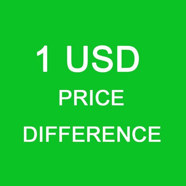 Taxa Extra, entre em contato conosco para confirmar os produtos e os preços de seu pedido (1USD / 1pices, 10USD / 10piecse, 20USD / 20pieces, etc)