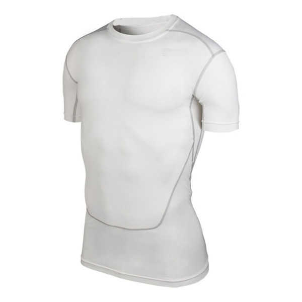 Running Men'S Compression Base Layer Tee Shirts Athletic Basketball Jersey Short Sleeve Tops Sports Collection New