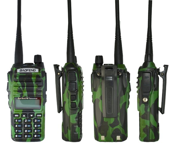 Portable Radio Baofeng UV 82 Walkie Talkie UV 82 CB Ham Radio Vhf Uhf UV82  Transceiver + Long Soft Antenna 771 Best Long Range Walkie Talkie Best