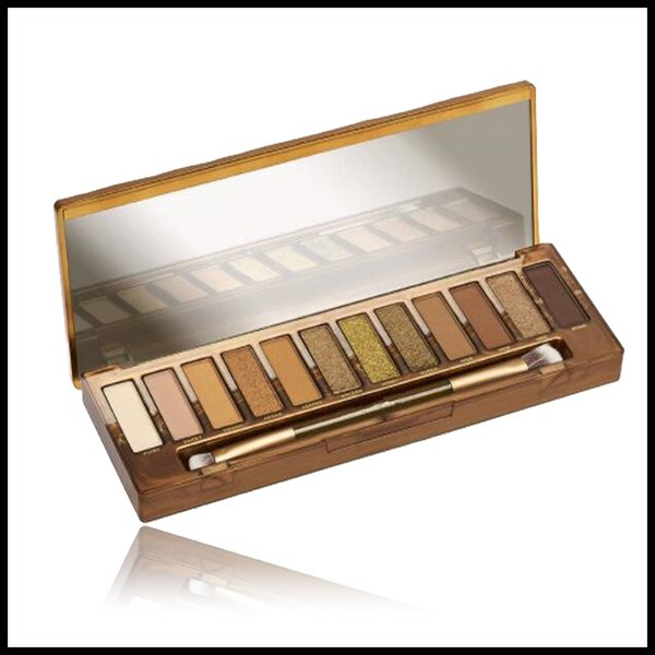 Epack honey eye hadow palette 12 color eye hadow maquillage nude palette honey palette high pigment drop hipping
