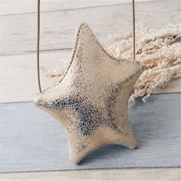 New Kids Five-pointed Stars Shape Coin Bag Girls Coin Purse Change Wallet Children Mini Crossbody Bag Baby Wallet Money Holder