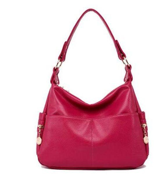 2019 Ruil Women Color splicing Little bee Bags Fashion Zipper Designer Handbag Casual Shoulder Messenger Bag New Sac Femme handbags bags B92
