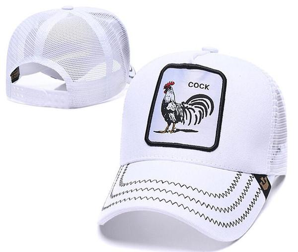 Design de luxo cap GARANHÃO chapéu Tigre Marca Wise ASS Sólida Cap homens mulheres osso snapback Ajustável ROO Casquette golf animal boné de beisebol 05