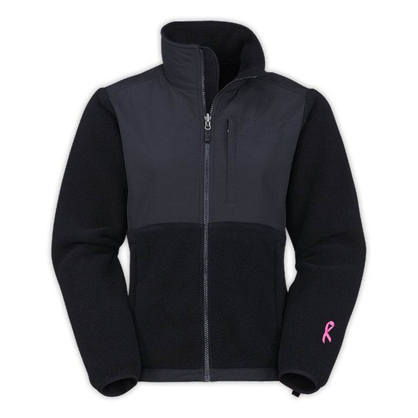 noir ruban rose