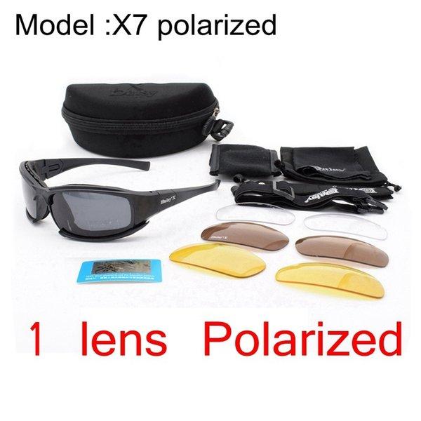 X7 polarisiert