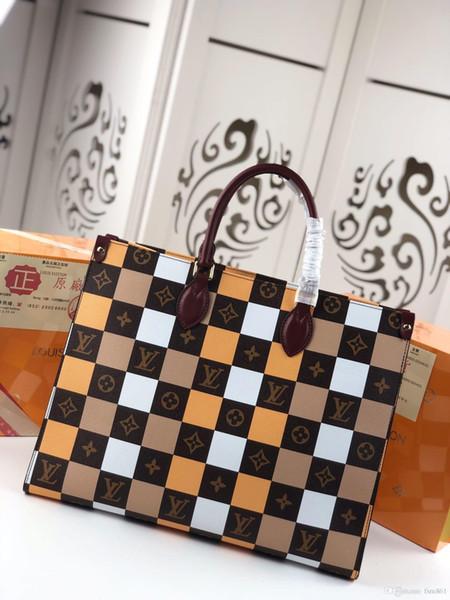 chaud nouveauSet Top qualité Sacs Motif en vagues avec poignée Sac à bandoulière chaîne Femmes sacs à main bandoulière Sac Messenger Bag