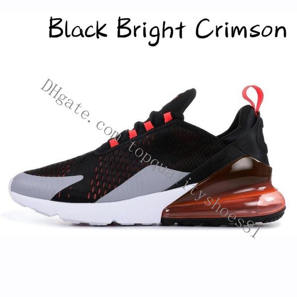 20-الأسود مشرق قرمزي
