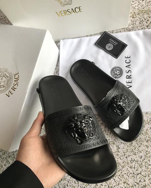 Top qualité 2019 Designer style En Cuir Verni Thrill Talons Femmes Unique Lettres Sandales Robe De Mariée Chaussures De Marque Sexy Marque chaussures 35-45