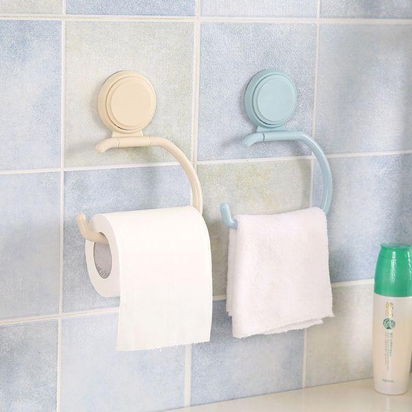 Küchen-Gewebe-Halter-hängender Badezimmer-Toiletten-Rollenpapierhalter-Tuch-Zahnstange-Küchen-Schranktür-Haken-Halter-Organisator geben Verschiffen 2019 heiß frei