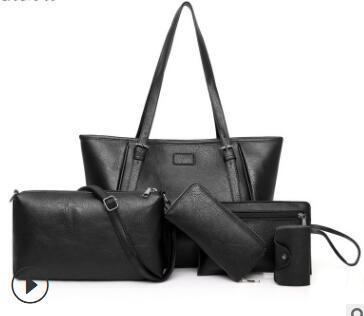 2019 yeni Kore versiyonu rahat ve basit moda tek omuz çantası çapraz çapraz çanta kart çanta çanta üreticileri doğrudan sal 02