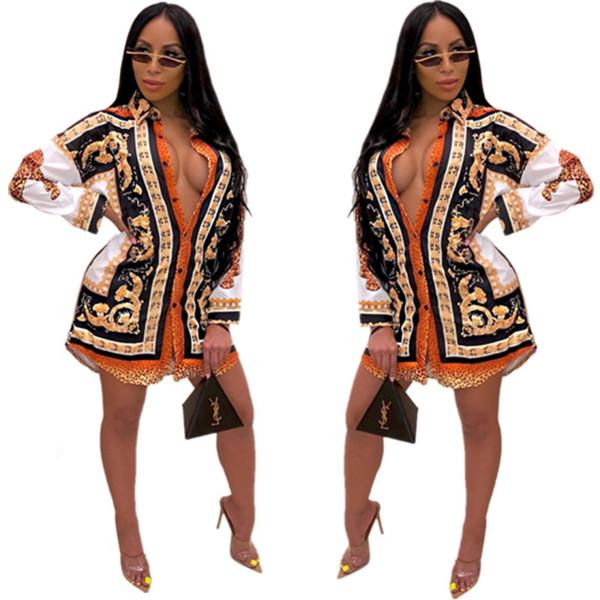 Женская юбка сексуального платье один кусок платья с длинными рукавами свободного выше колено рубашки платье высокого качества ночью одежды женщины одежда klw2476