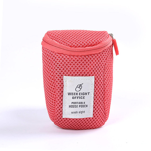 Home Portable Storage Bag Digital Gadget Devices USB Cable Earphone Pen Travel Cosmetic Bag