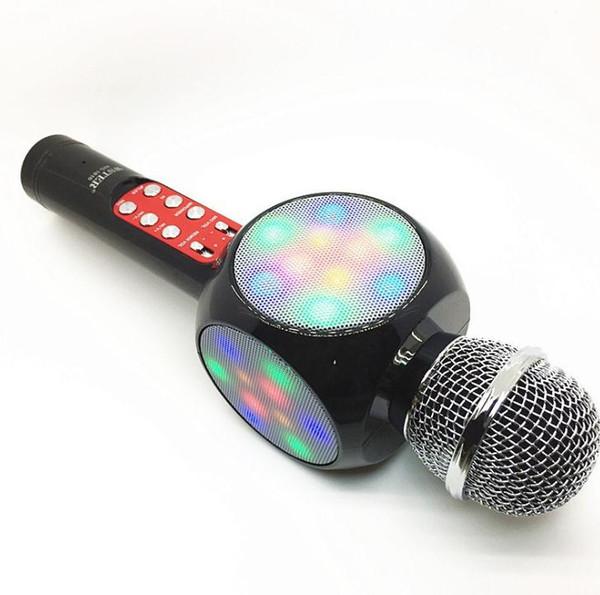 Bluetooth microphone k song treasure handheld KTV wireless Bluetooth microphone