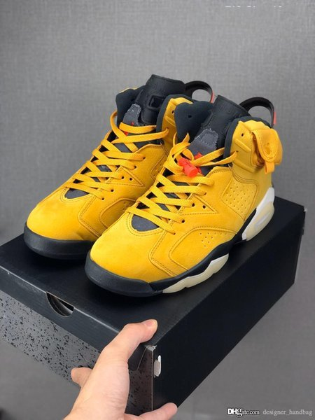 Mens shoes size 13 Retro High 6 IV Black Infrared casual brand shoes high top sneakers luxury designer mens shoes mens 6s sneakers